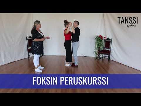 Video: Paritanssi / Foksin peruskurssi