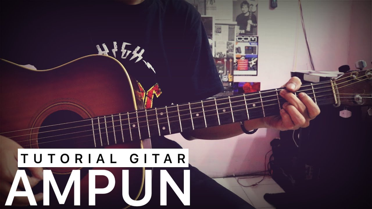 TUTORIAL GITAR LOWDICK AMPUN (VERSI AS LAST HOPE)