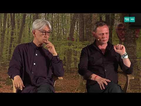 Ryuichi Sakamoto and Carsten Nicolai (Alva Noto): Two musical innovators