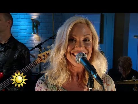 Jessica Andersson - Valborg (Live) - Nyhetsmorgon (TV4)