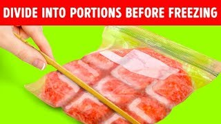 25 KITCHEN HACKS ONLY A FEW PEOPLE KNOW ABOUT