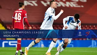 UEFA Champions League | Liverpool FC v Atalanta BC | Highlights