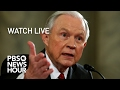 Watch Live: Senate votes to confirm Sen. Jeff Sessions as U.S. Attorney ...