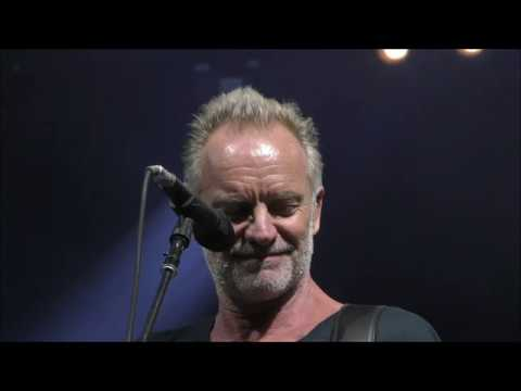 The Best Of STING In Concert - Englishman In New York