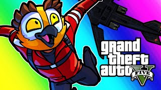 GTA5 Online Funny Moments - Escaping the Cayo Perico Heist!