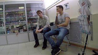 Обучение в РФ, Деньги на еду, Общага | VLOG 38