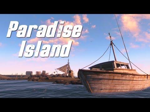 Fallout 4 Mods - Paradise Island - Mannequin Trouble!