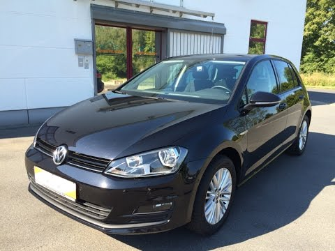 vw golf vii 2 0 tdi deep black youtube. Black Bedroom Furniture Sets. Home Design Ideas
