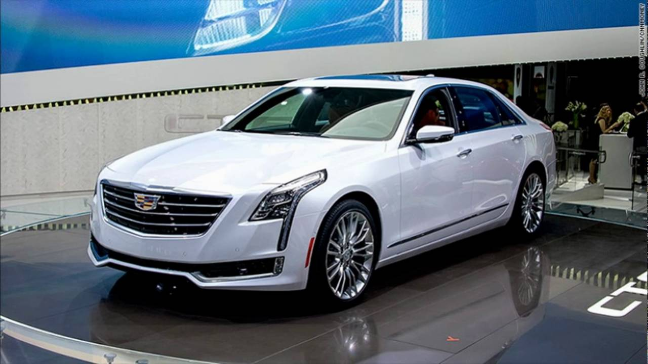 2016 Cadillac Ct6 Platinum Awd 3 0l Turbo In Depth Review Look You