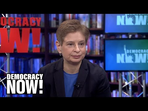 Nina Khrushcheva on Moscow Protests, Nuclear Tensions & How U.S. Media Creates Animosity with Russia