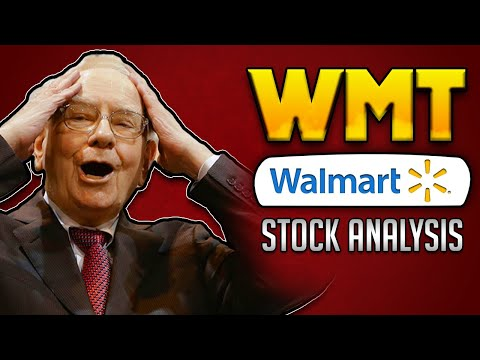 Walmart Stock Update - Almost Perfect Entry Point $WMT