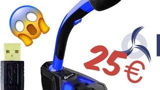 LA QUALITÉ DU BLUE YETI POUR 25€ ? | UNBOXING DU KLIM VOICE !