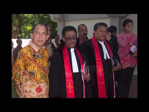 2017 Resmi Gereja Getsemani, Negeri Haria, Saparua, Maluku Tengah