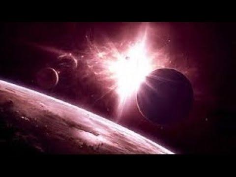 LARGE HEAVENLY BODY HEADING STRAIGHT TOWARDS EARTH