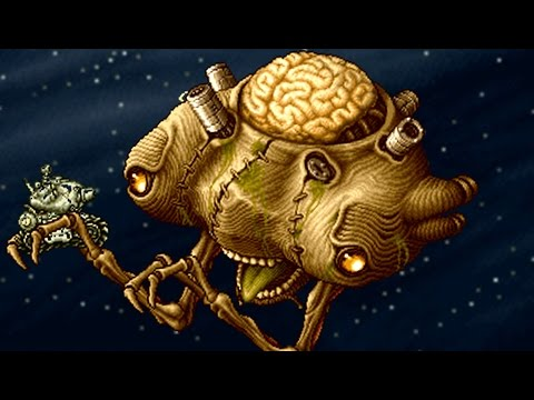 Metal Slug 3 - All Bosses (No Death)