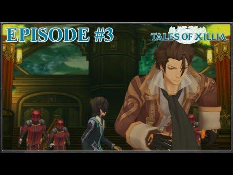 Tales Of Xillia - Escape From Fennmont, Alvin's Aid - Episode 3