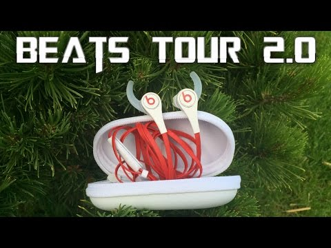 Beats By Dr. Dre Tour 2.0 White Edition -UNBOXING
