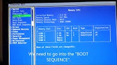 Dell Optiplex: How to Set BIOS to Allow Boot From USB Drive - YouTube