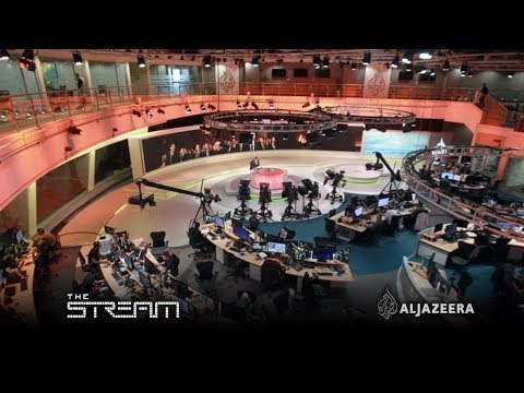 The Stream - Will Al Jazeera be shut down?