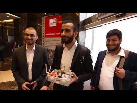 Alfa & Ericsson IoT Award 2018 - Presentation Day