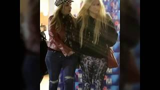 Avril Lavigne Paparazzi April 18th 2018 With Mystery Man