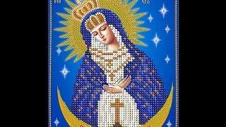 Остробрамская икона Божией Матери! - 27 апреля - Православный календарь.(Остробрамская или Виленская икона Божией Матери издавна была главной святыней города Вильно, современного..., 2015-04-26T16:46:50.000Z)