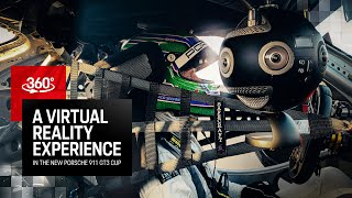 A 360º VR experience in 4k with the new Porsche 911 GT3 Cup on Zandvoort Circuit