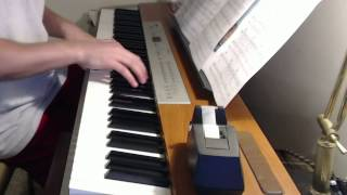 Disney - Ratatouille - Le Festin Piano Cover