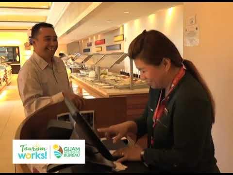Tourism Works for Guam! John Fallan