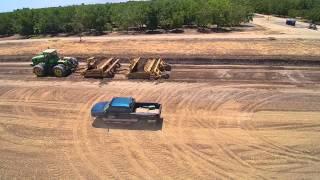Triple M Custom Farming -  Land Leveling