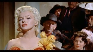"Marilyn Monroe In ""River Of No Return"" - Song ""River Of No Return"""