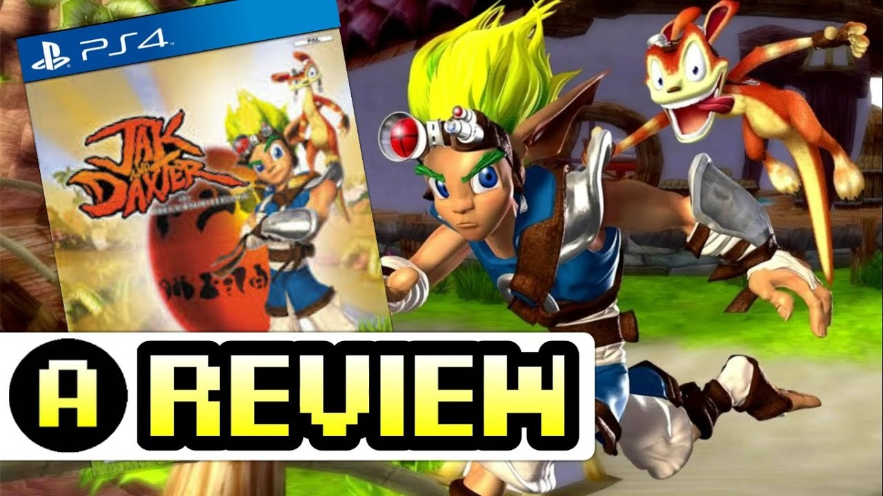 jak and daxter precursor legacy ps4 review