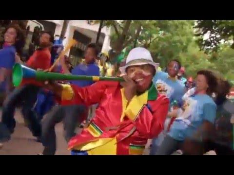 Alfred Ntombela - Vuvuzela Song