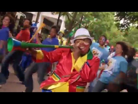 Download Alfred Ntombela - Vuvuzela Song