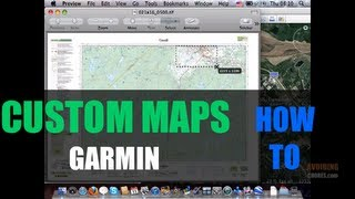 How to Create a Garmin Custom Map