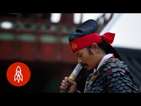 Finding Balance in Korean Sword Making