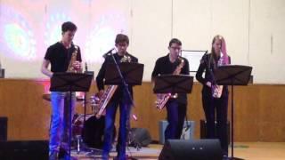 �������� ���� Sax Quartet Performs