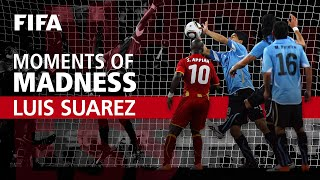 Luis Suarez Handball Against <b>Ghana</b> | South Africa 2010 | FIFA ...