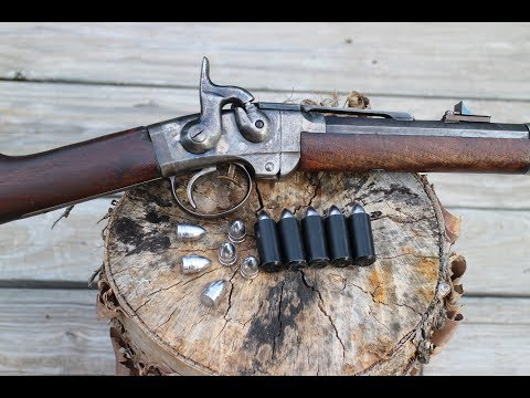 Shooting The Smith Carbine With The Eras Gone Smith Bullet