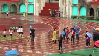 20150505「104年大專運動會 田徑 一般男子組 5000公尺 計時決賽第二組 最後,第11、12、12.5圈 2 -2」影音檔AR0A8980