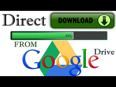 How To Generate Direct Download Link From Google Drive [Hide / Urdu]
