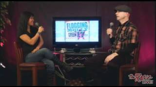 Flogging Molly exclusive backstage interview