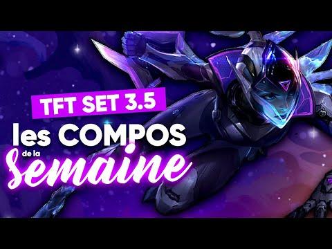 LES COMPOS DE LA SEMAINE SUR TEAMFIGHT TACTICS #9 TFT FR