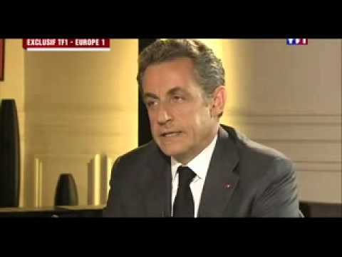 BBC News   Nicolas Sarkozy I want to say the truth