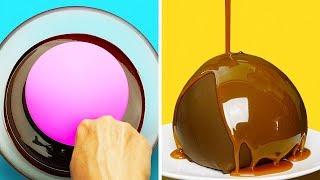 21 IDEAS FÁCILES Y GENIALES CON CHOCOLATE