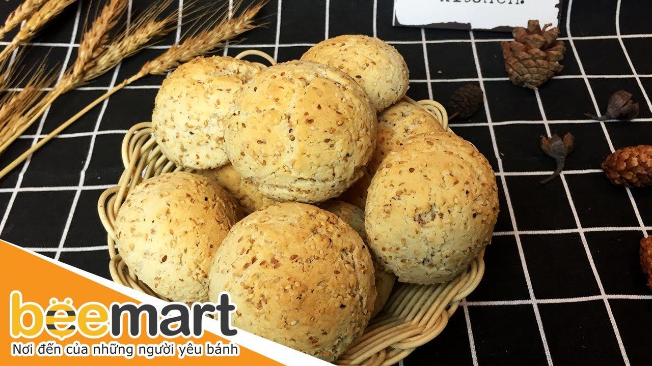 Cách làm Bánh mì Hàn Quốc bằng bột trộn sẵn thơm ngon chuẩn vị - BEEMART