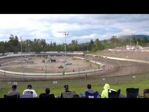 Sprint Car Racing Videos Skagit Speedway