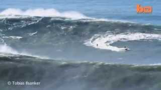The Biggest Wave Ever Surfed?