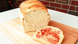 How To Make Bread - Crusty White Loaf Video Recipe
