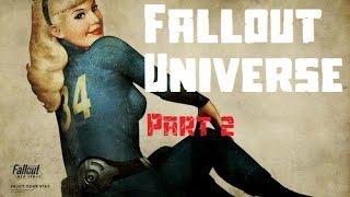 История Fallout. Fallout Universe: часть 2-я.